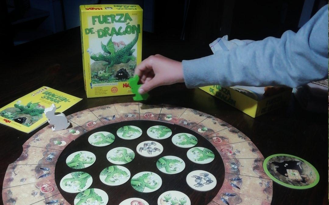 «Fuerza de dragón», un juego ideal para toda la familia